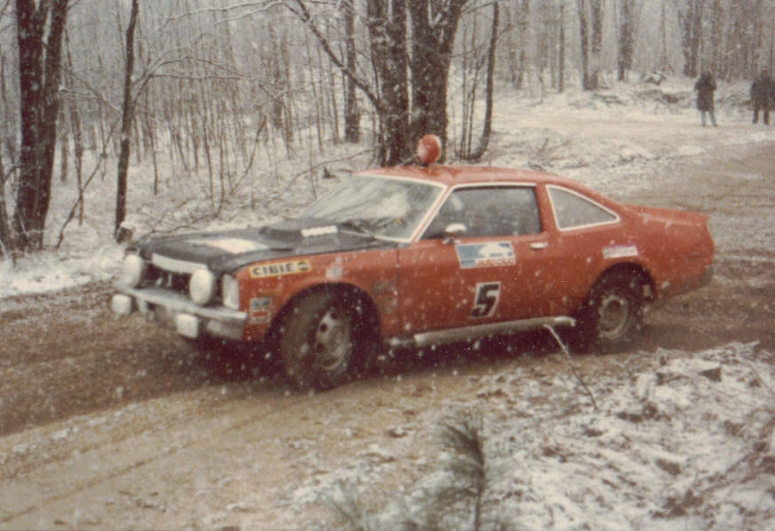 Hirschfeld - old time rally pics ... [Archive] - SpecialStage Forums